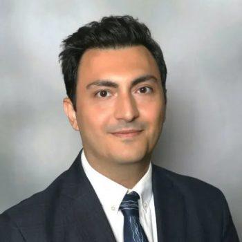 Headshot for Reza Mousavi